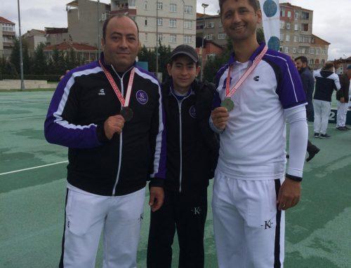 Veteranlar İstanbul İl Şampiyonasında Sporcularımızdan 2 Madalya.
